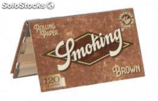 Smoking brown doble