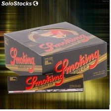 SMOKING deluxe 2.0 king size, cajas de 50 libritos