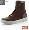 "Sneakers de marque diesel homme "" radically modern "" en destockage"