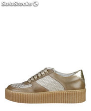 sneakers donna ana lublin marrone (40598)