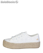 sneakers donna laura biagiotti bianco (42017)