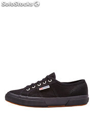 sneakers donna superga nero (40469)