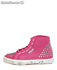 sneakers donna superga rosa (38742)