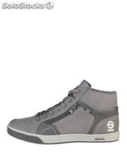 sneakers hombre sparco gris (37339)