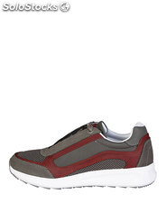 sneakers hombre sparco gris (40756)