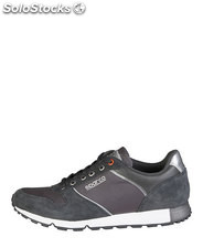 sneakers hombre sparco gris (40757)