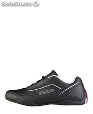 sneakers hombre sparco negro (33323)