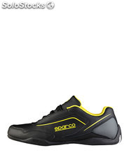 sneakers hombre sparco negro (33324)