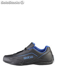 sneakers hombre sparco negro (33325)