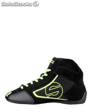 sneakers hombre sparco negro (34331)