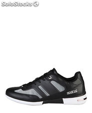 sneakers hombre sparco negro (37588)