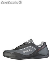 sneakers hombre sparco negro (37890)