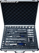 Socjet Tool Set in Aluminium Suitcase 95pcs
