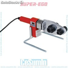 Socket welder eco 20,25,32,40,50 y 63 mm - super ego -Ref:1500000448