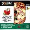 Sod pizza dolce 4 stagion 400G