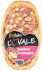 Sod pizza ovale jamb from 200G