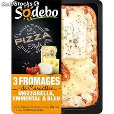 Sod pizza style 3 fromage 220G