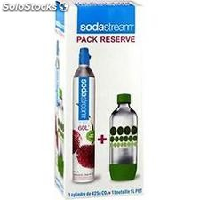 Sodastream CO2+bout 1L grat
