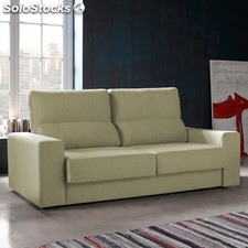 Sofá 3 plazas TUK 192 - Color - Freedom102Beige claro