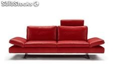 Sofa calista 634 italia design transport gratis