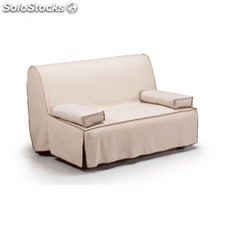 Sofá-cama 2 plazas Jolly - Color - Beige