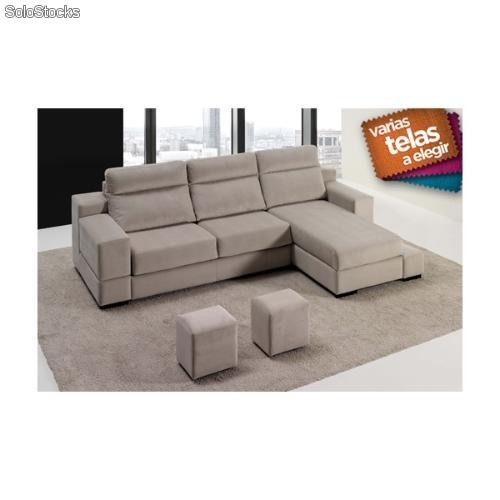 1 amazing sofas con chaise longue intercambiable sofas for Sofas cama chaise longue