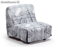 Sofa Cama jolly 80 cm.t/post Gris oferta
