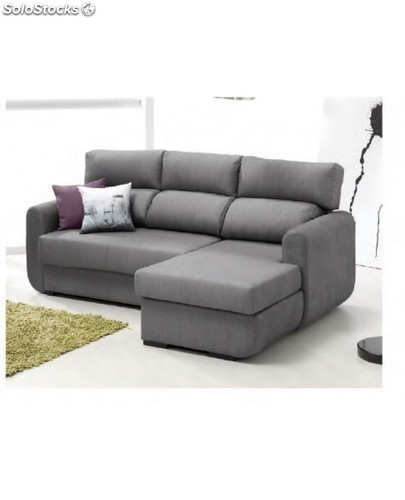 Sofa chaise cama minos for Sofas grandes baratos