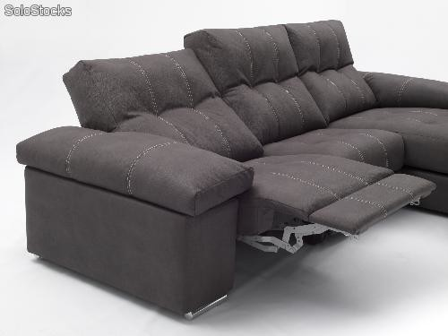 Sofa Chaise Longue Relax Electrico