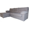 Sofa Chaiselongue Victoria. Gris
