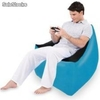 Sofa hinchable comfort quest, anunciado en tv