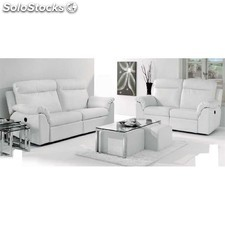 Sofa Relax Passion 3 Plazas 3 Colores