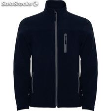 Soft shell Hombre 16 azul marino casual collection invierno