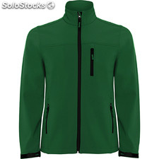 Soft shell Hombre s verde botella casual collection invierno