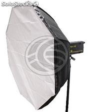 Softbox light or octagonal softbox Bowens 95 cm connector (EI93)
