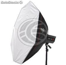 Softbox lumière ou softbox octogonale universels 95 cm (EI91)