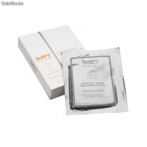 SoftFil Post-Act Mask c/5