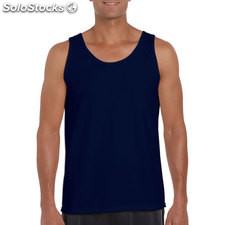 Softstyle Adult Tank Top GI6420-NY-L, charbon