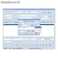 Software de Gestión de Moda para tpv no problem 10006 Windows Pentium®4 512 ram