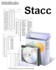 Software de Gestión Stacc