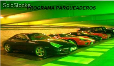 Software de parqueaderos