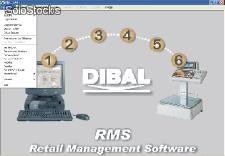Software Dibal rms Basico