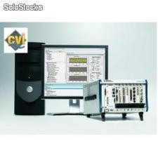Software - Entwicklungssystem Option: LabWindows/CVI Real-Time-Modul+1J.-SSP