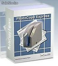 """Software gestion lectora """"photocopy express"""""""