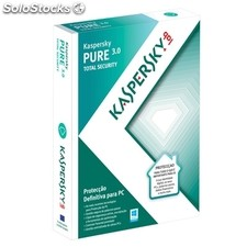 Software kaspersky Pure 3.0 3L/1A