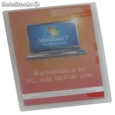 Software MICROSOFT Windows 7 Profesional 32 bit Espa
