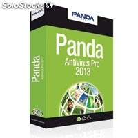 Software panda antivirus 2013 pro 3LICENCIAS A12AP13