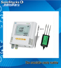 Soil Temperature and Humidity Recorder (TWS-3)
