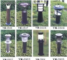 Solar Lawn Light (iron) ym-09