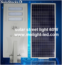 solar led street light 60W